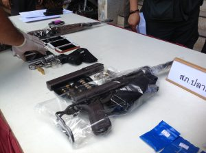 Drugs and weapon crackdown in Krabi | News by Thaiger