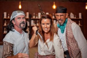 'MURDER AMONG THE MATEYS' - Murder Mystery Dinner Night | News by Thaiger