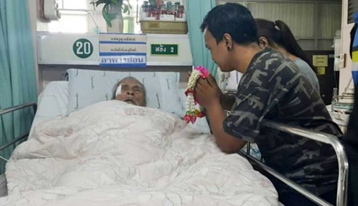 82-year-old assault victim dies - Assailant faces new charges   News by Thaiger