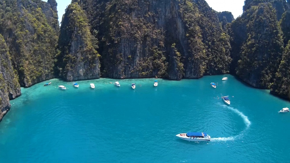 Your Say – Closure of Maya Bay during the monsoon 2018 | The Thaiger