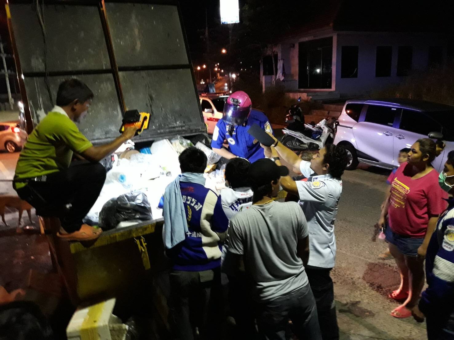 Baby dumped in Patong rubbish bin | The Thaiger