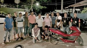 Car thieves arrested in Soi Namtok in Kathu | News by Thaiger