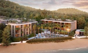 Milestone complete for upscale MontAzure on Kamala Beach | News by Thaiger