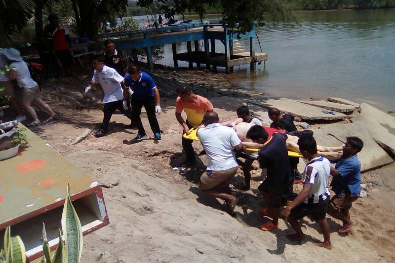 French tourist dies after visit to Emerald Cave in Trang   News by Thaiger