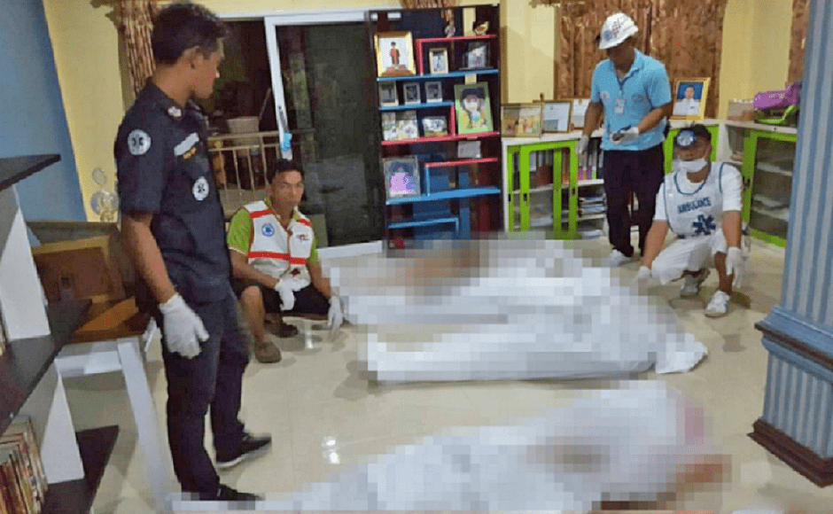 Six sentenced to death over last year's Krabi murder of eight family members   News by Thaiger