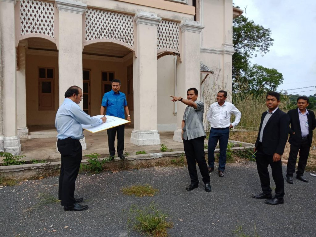 35 million make-over for the Charter Bank building in Old Phuket Town   News by Thaiger