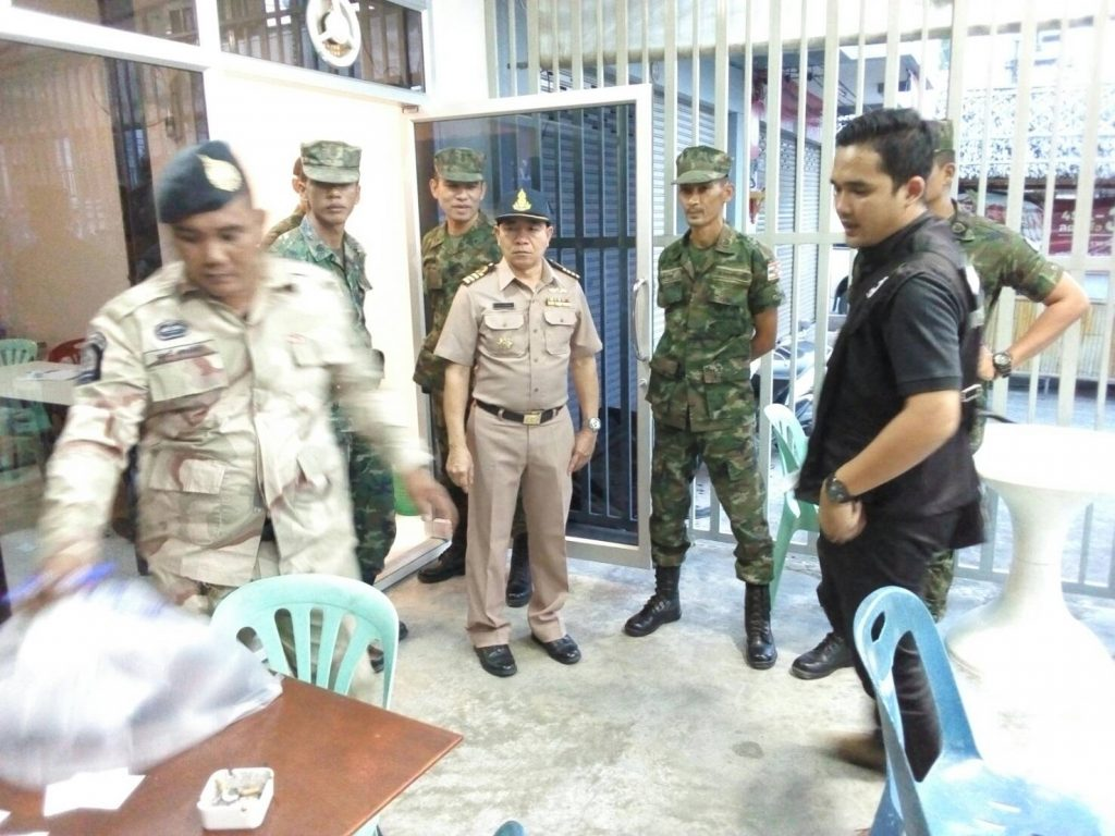 Football betting house crackdown in Phuket   News by Thaiger