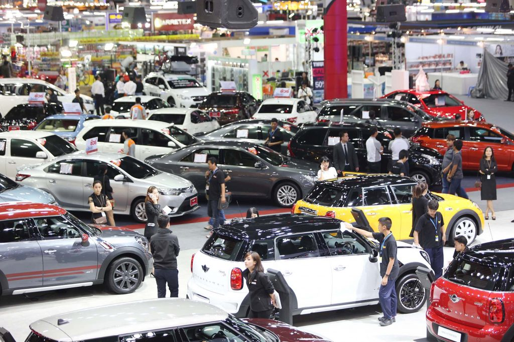 Sales, exports, production - Thai car business growing   News by Thaiger
