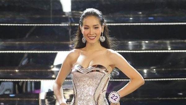 Transgender beauty queen is a hit at annual military lottery   News by Thaiger