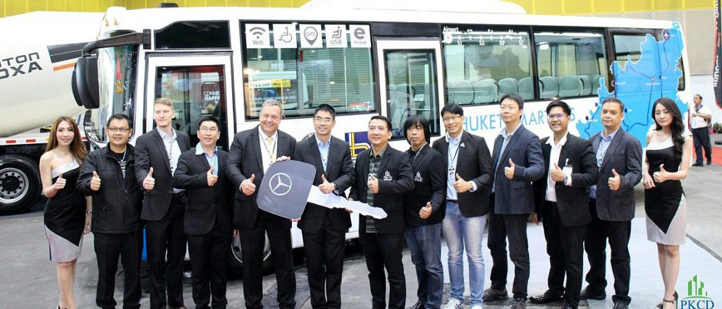 Smart Bus takes the coastal route | News by Thaiger