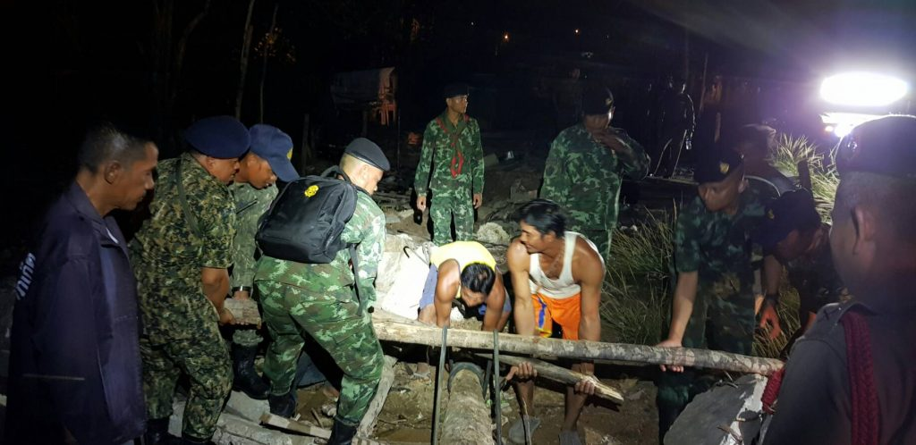 Two mysterious objects found in Mai Khao | News by Thaiger