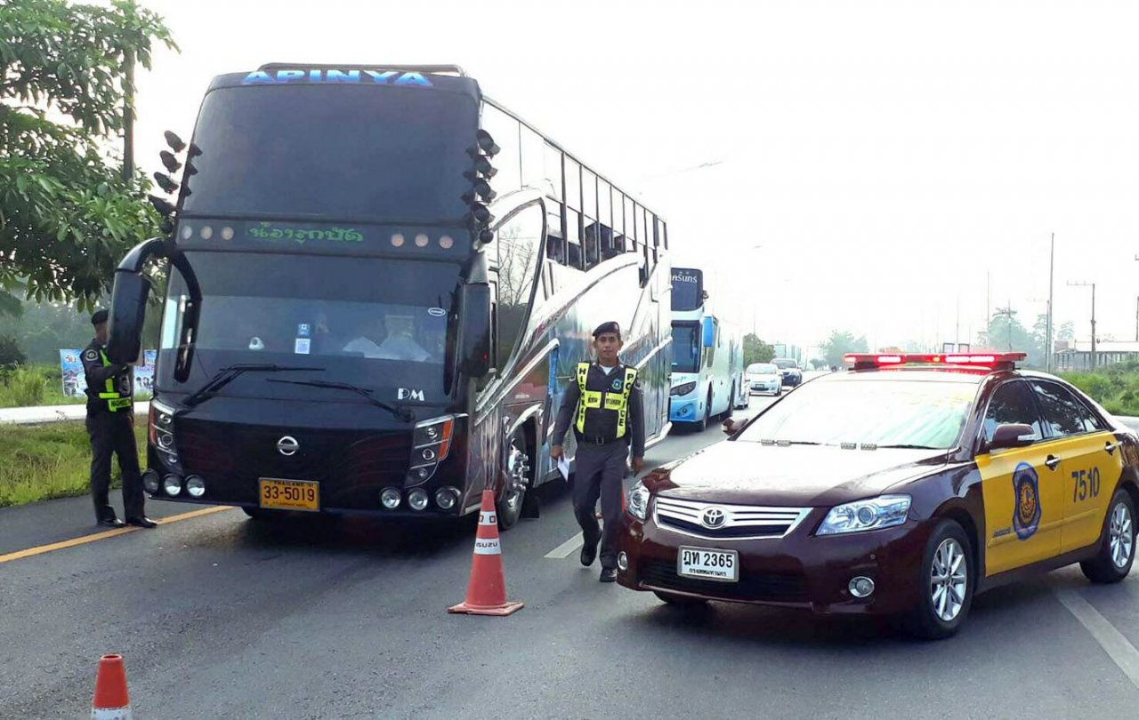 Songkran checkpoints launched in Phuket | The Thaiger