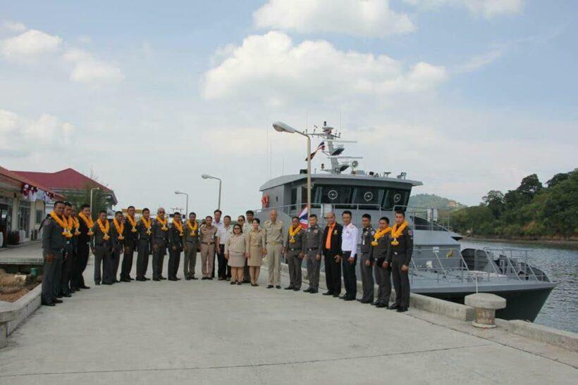 Phuket welcomes new catamaran 'Wasuthep'   News by Thaiger