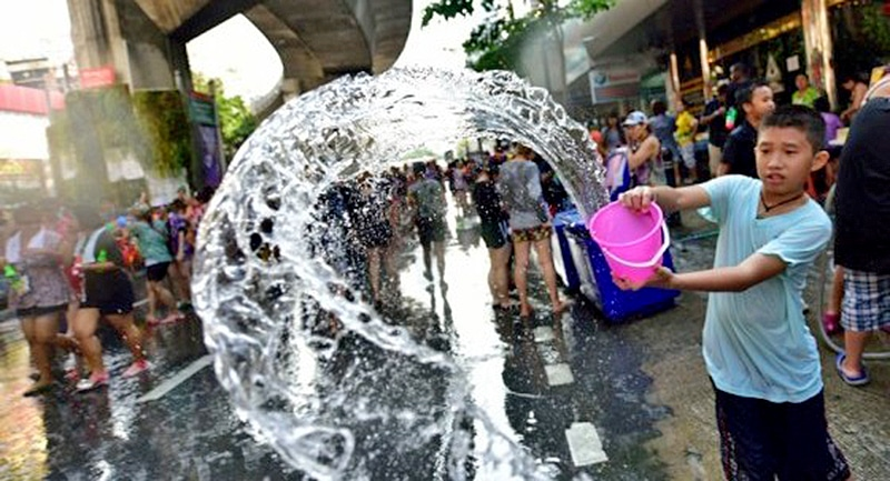 Songkran Survival Guide - Top 10 Tips | News by The Thaiger