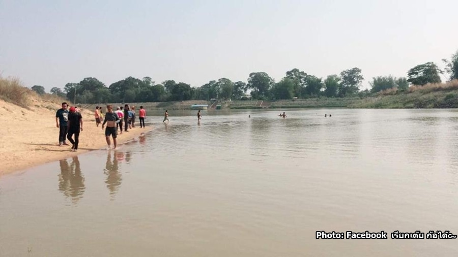 Two women drown after trying to save swimmers – Ubon Ratchathani | The Thaiger