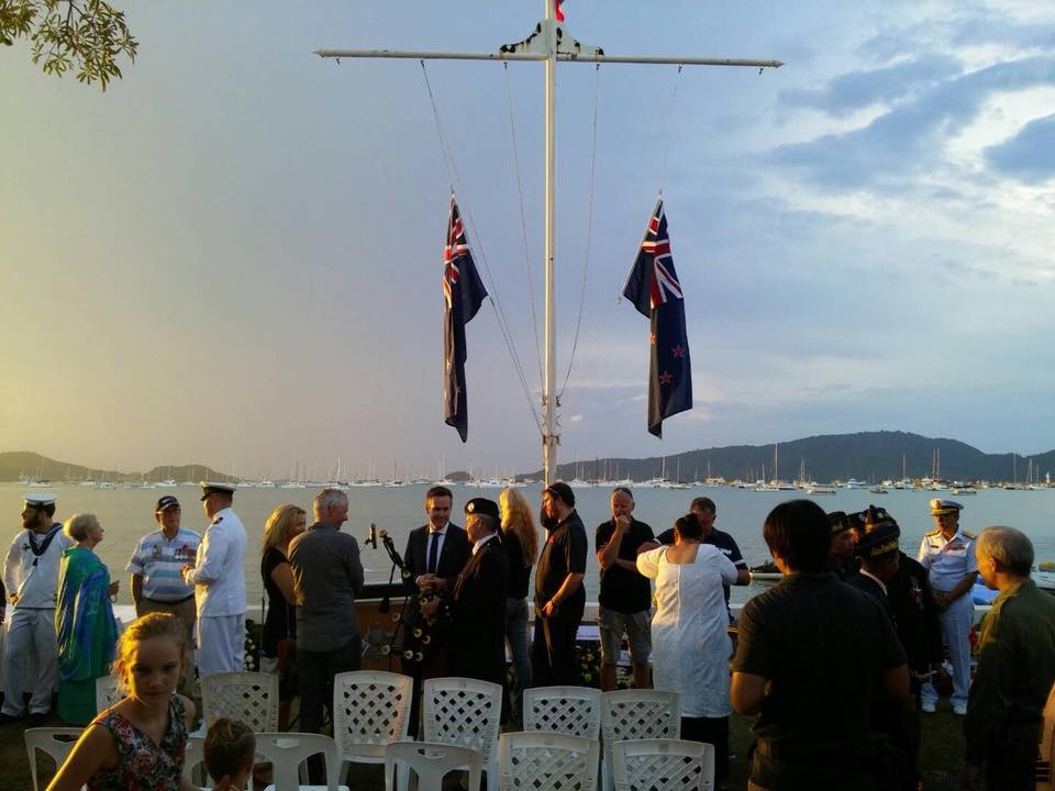ANZAC Day Dawn Service in Phuket   News by Thaiger
