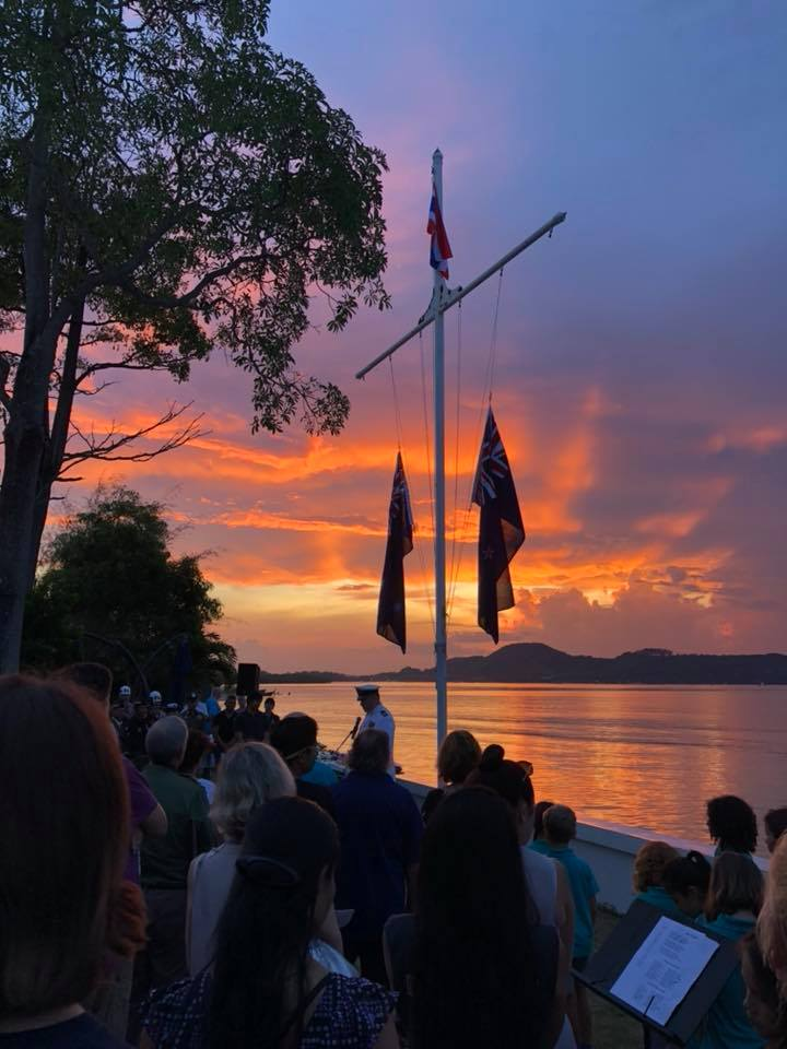 ANZAC Day Dawn Service in Phuket | The Thaiger