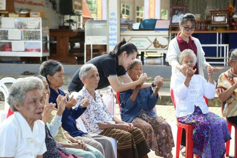 Going grey – The 'Gold' App for Thai seniors | The Thaiger