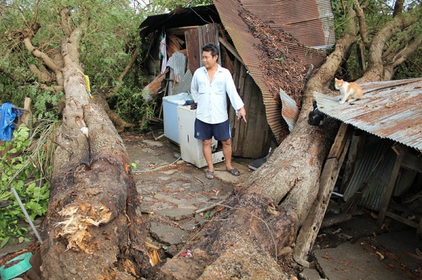 Two dead, 892 homes damaged by storms in the Northeast   The Thaiger