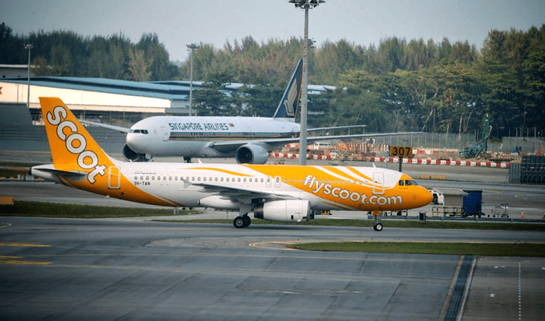 41 year old Singaporean arrested following Scoot bomb hoax | The Thaiger