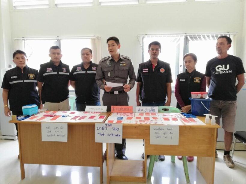 Drug gang arrested in Krabi | The Thaiger