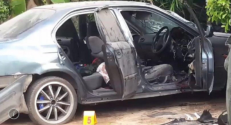 Southern violence injures four - attacks in Sungai Golok and Pattani   News by Thaiger