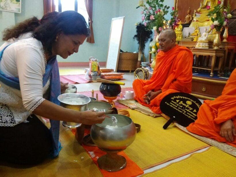 Phuket's Nepalese community commemorate the Buddha's birthday | The Thaiger