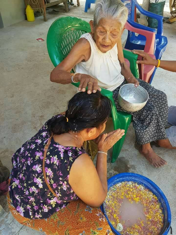 Family Day for Krabi's 111 year old granny | News by Thaiger
