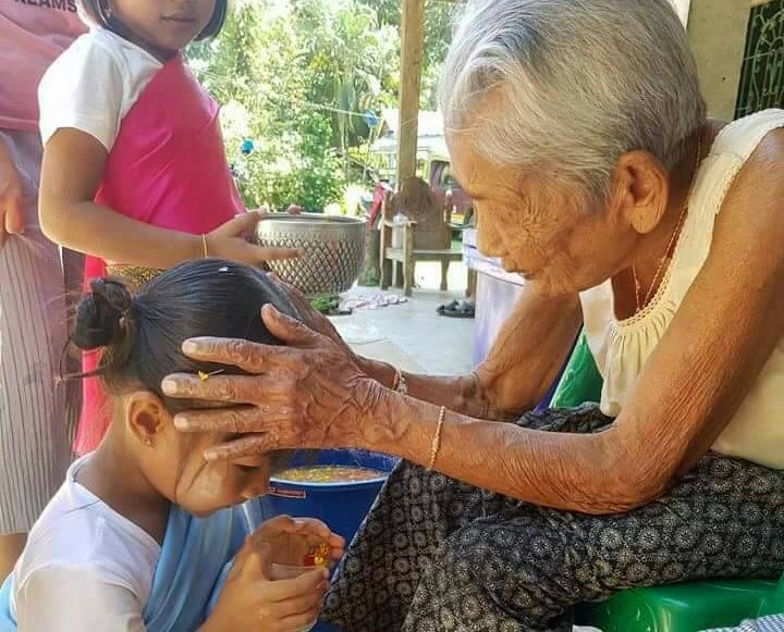 Family Day for Krabi's 111 year old granny | The Thaiger