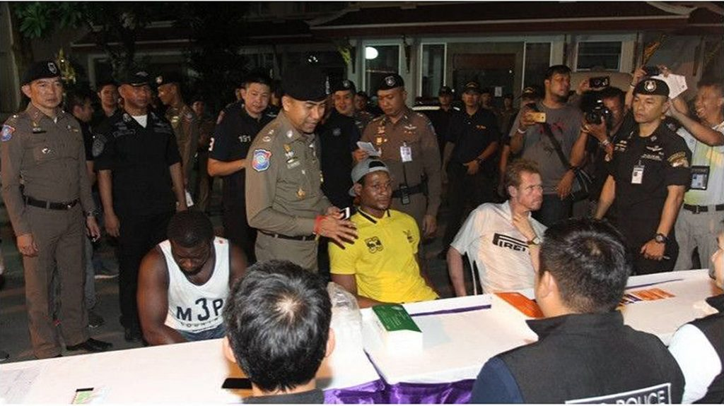 93 more rounded up in nationwide immigration stings   News by Thaiger