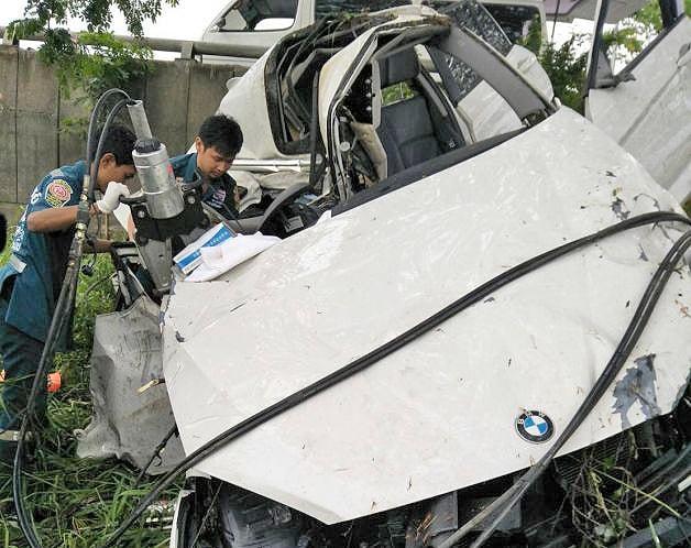 Natnicha killed in car crash in Ayutthaya | News by Thaiger