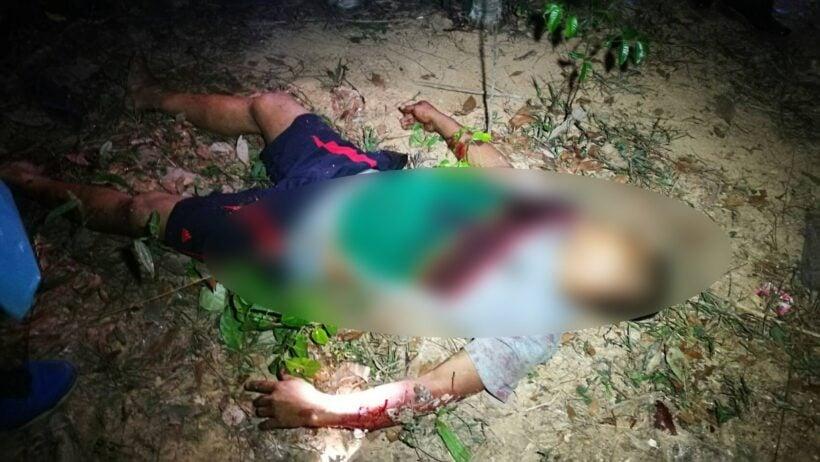 Krabi drug dealer killed after shooting police | The Thaiger