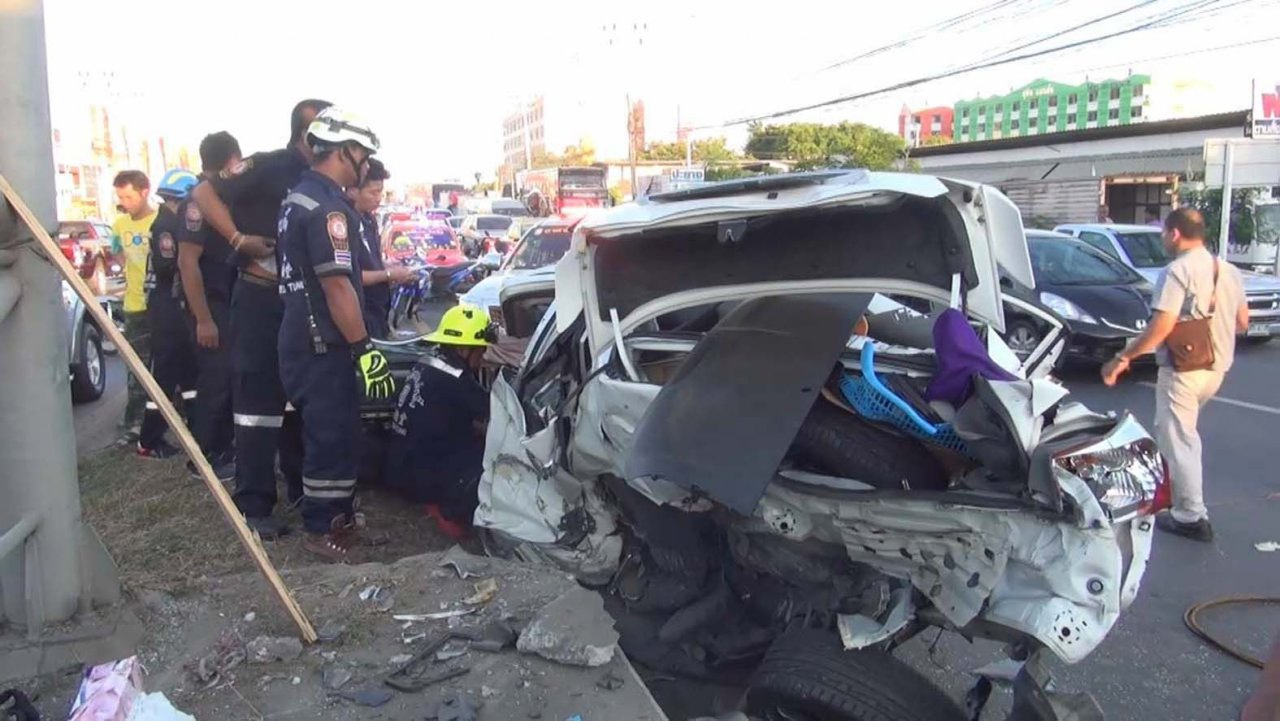 Day Two – Disgraceful road statistics from the first two days of Songkran | The Thaiger