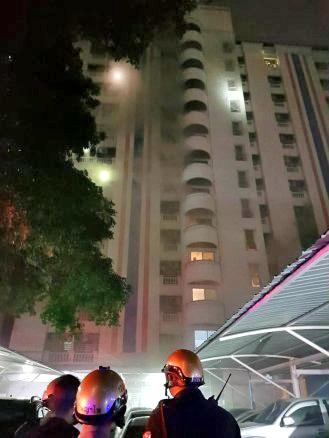 Three die, three injured, in Bangkok apartment blaze | News by Thaiger