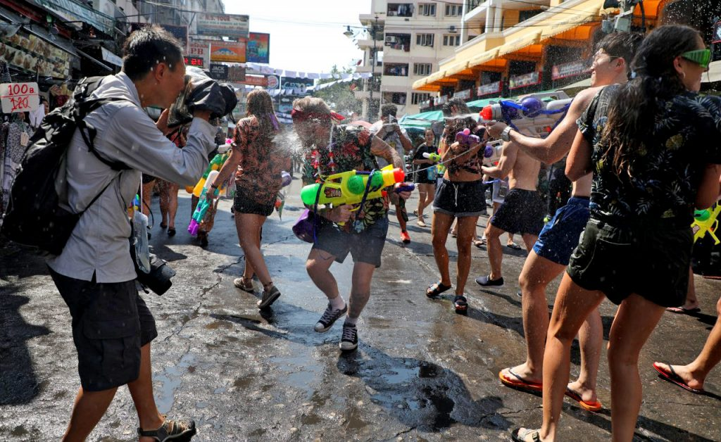 Songkran launches around the country | News by The Thaiger