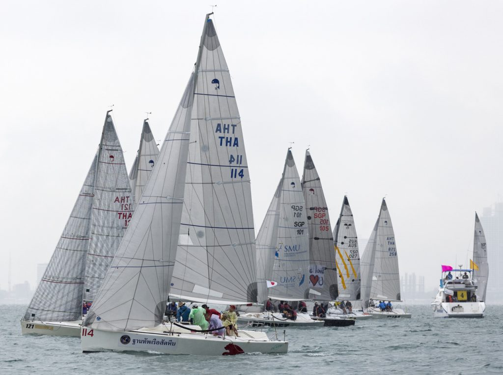 Day 1 of 2018 Top of the Gulf Regatta   News by Thaiger