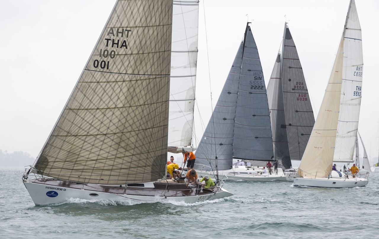 Day 1 of 2018 Top of the Gulf Regatta | The Thaiger