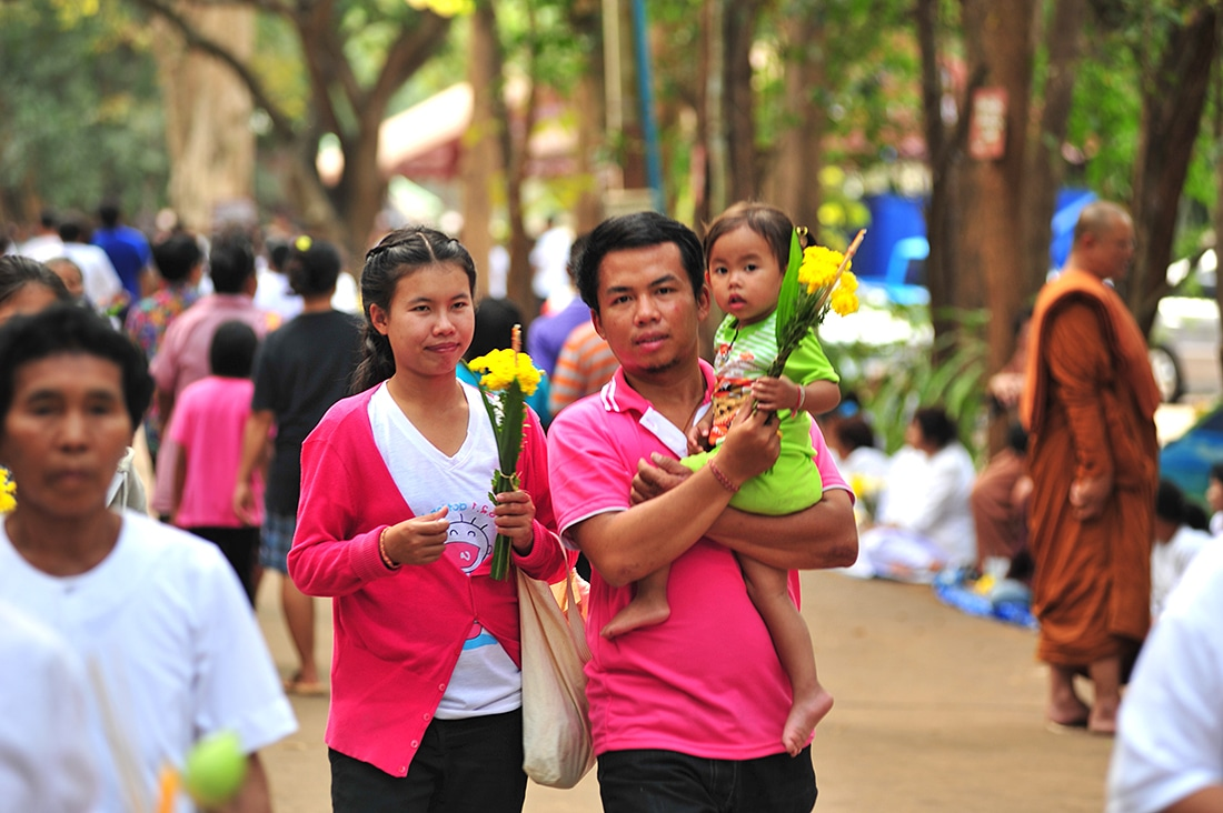 Childless couples in Thailand increase 300% in 30 years | The Thaiger