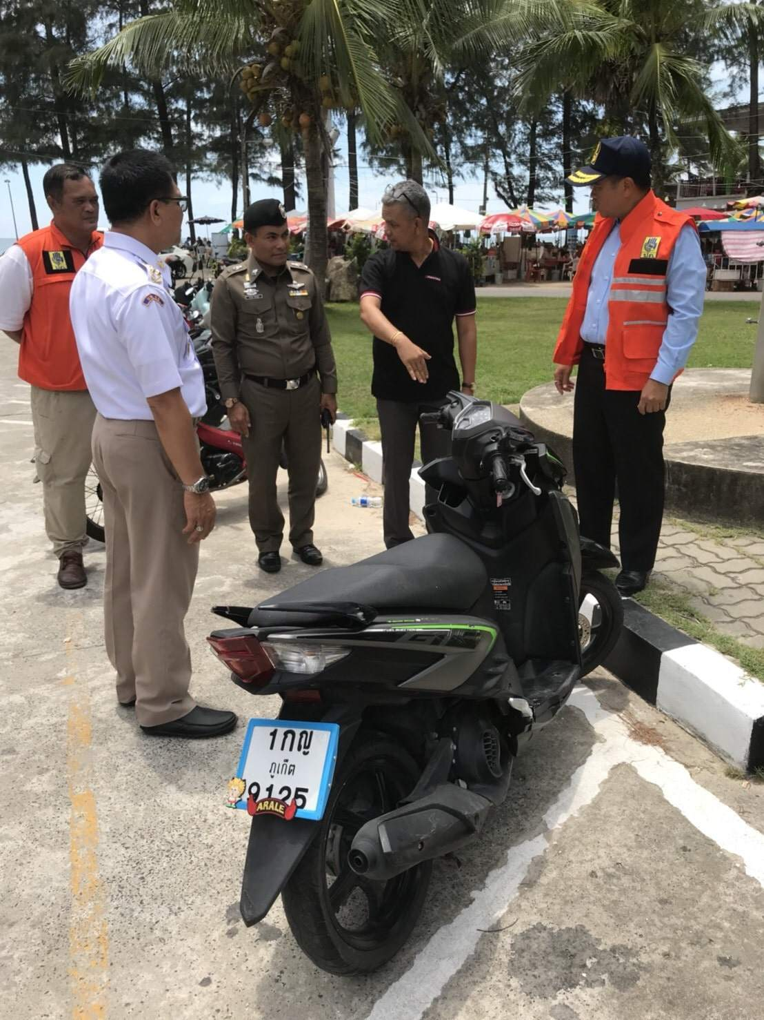 Governor follows up on bike accident that killed a Chinese tourist in Phuket | The Thaiger