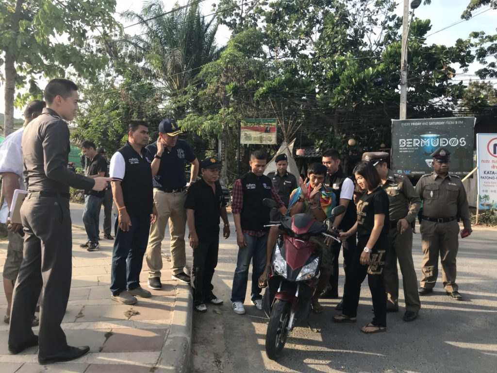 Former Thai boxer arrested for robbery | News by The Thaiger