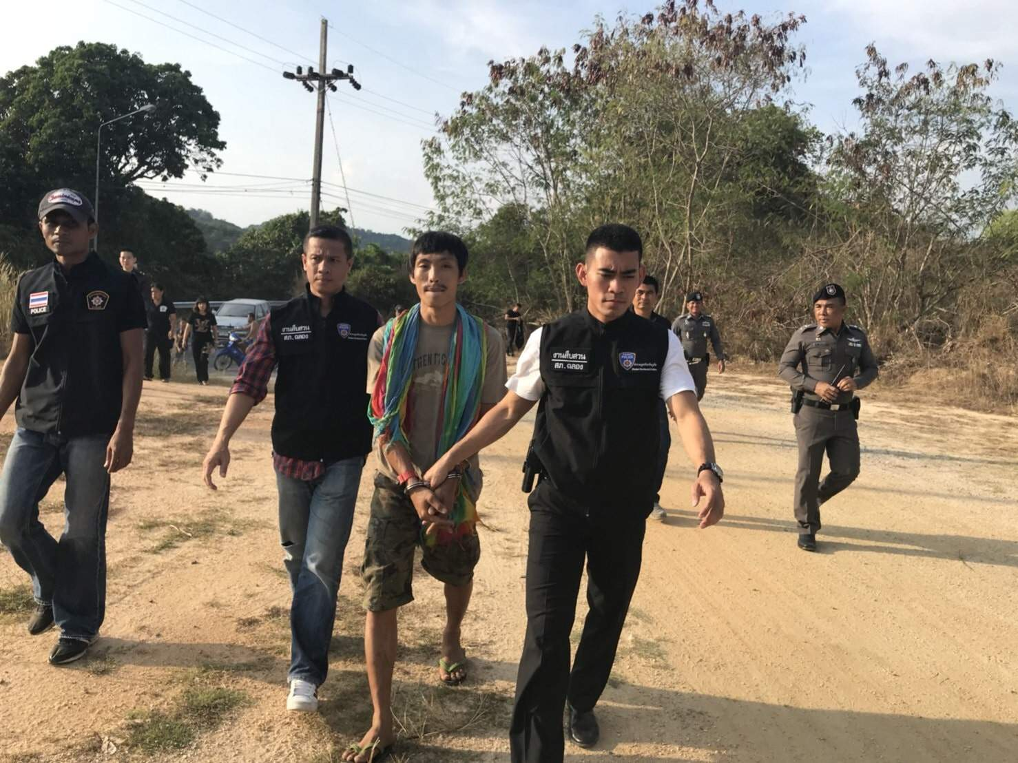 Former Thai boxer arrested for robbery | The Thaiger