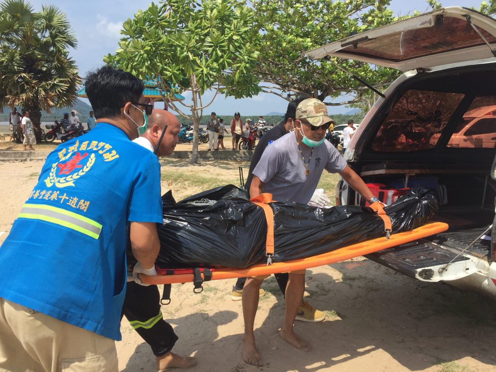 Body found 500 metres offshore from Saphan Hin, Phuket   News by Thaiger