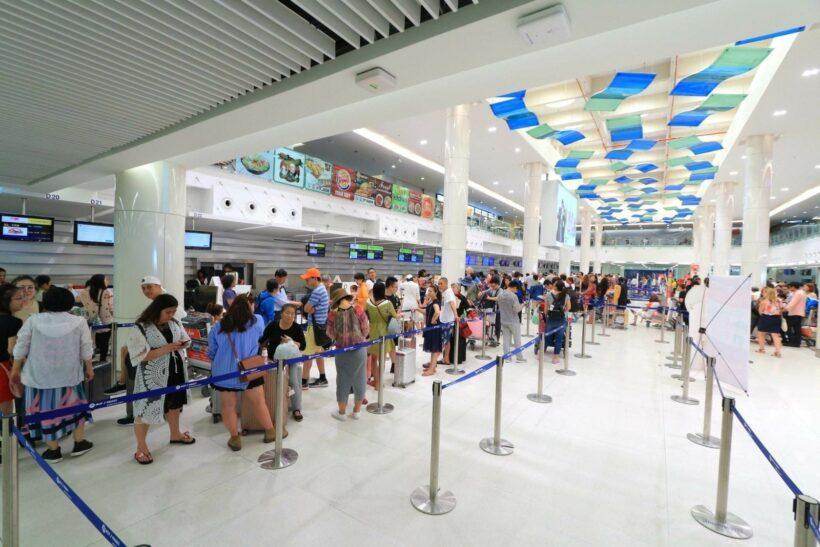 Phuket International Airport prepares for Songkran   The Thaiger
