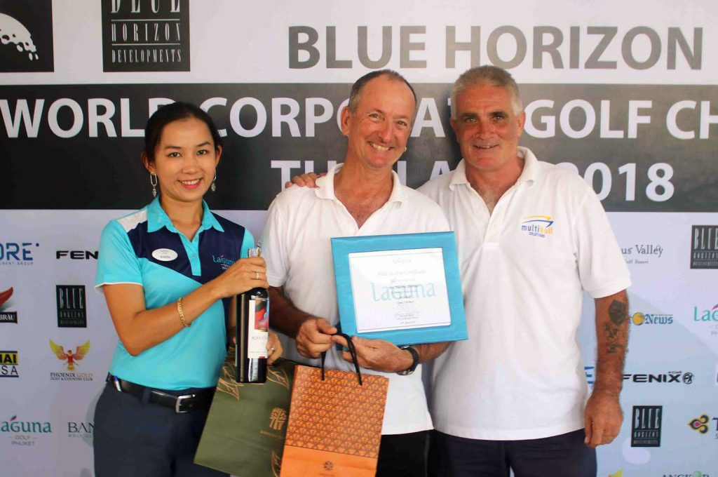 The Blue Horizon World Corporate Golf Challenge 2018 qualifying series in Phuket is now complete | News by The Thaiger