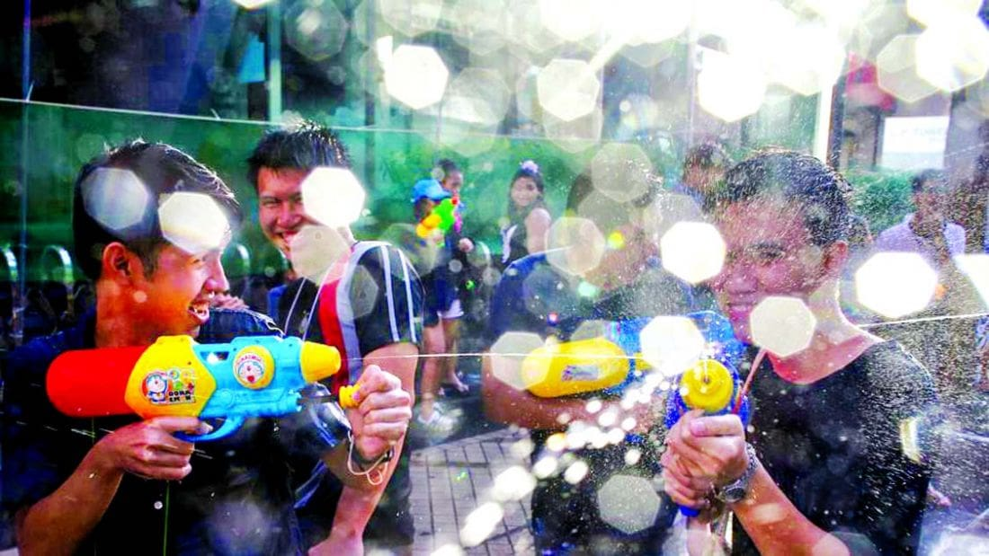 Songkran Survival Guide - Top 10 Tips (2019) | News by The Thaiger