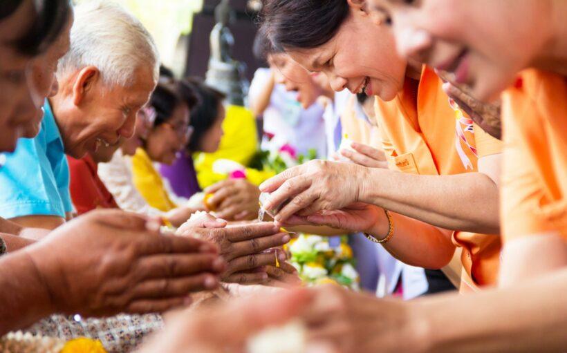 The spirit of Songkran – Ajarn Pranee | The Thaiger