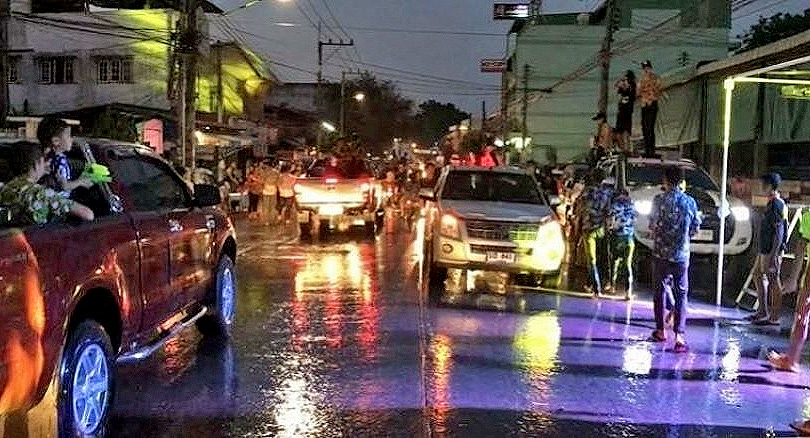183,348 people arrested for drink driving over Songkran so far | The Thaiger