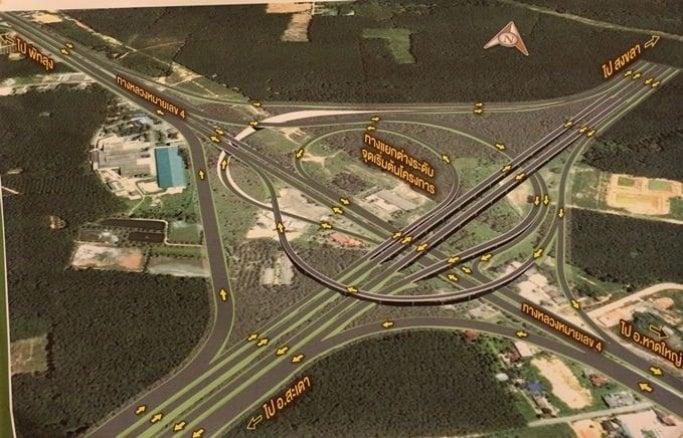 37 billion baht motorway planned - Had Yai to Malaysian border | News by Thaiger