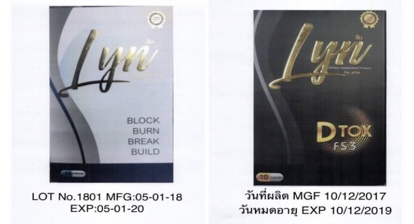Police look into deaths linked to Lyn-brand weight-loss products | News by Thaiger