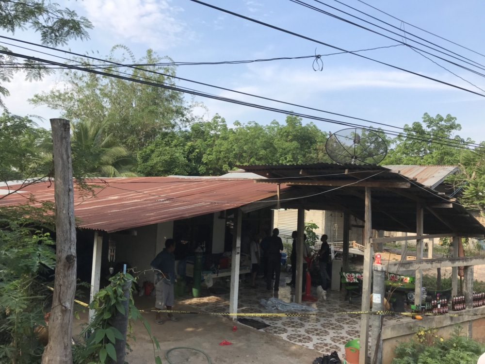 Briton admits to beating wife to death in Ubon Ratchathani | News by Thaiger